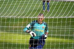 Victor Valdes Royalty Free Stock Images