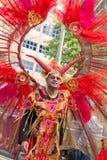 """VICTORIA, †de SEYCHELLES """"26 de abril de 2014: no interno do carnaval Imagem de Stock"""