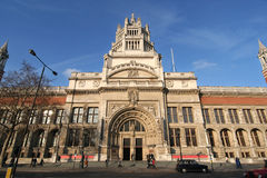 Victoria and Albert Museum. London. Victoria and Albert Museum royalty free stock image