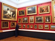 Victoria and Albert Museum stock images