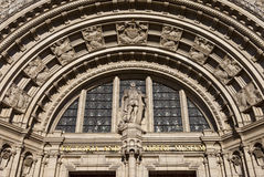 Victoria and albert Museum in London Stock Photo