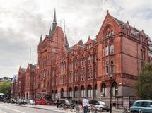 Victoria Albert Museum London Royalty Free Stock Photography