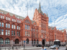 Victoria Albert Museum London Royalty Free Stock Photo