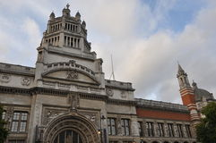 Victoria & Albert Museum in London Royalty Free Stock Images