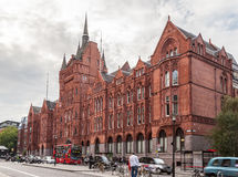 Victoria Albert Museum London Royalty Free Stock Photography