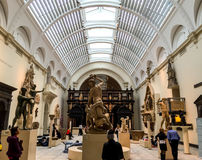 Victoria and Albert Museum, London, UK Stock Photo