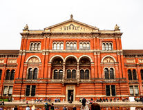 Victoria and Albert Museum, London, UK Stock Photography