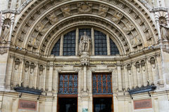 Victoria and Albert Museum Sign Royalty Free Stock Photos