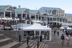 Victoria and Alfred Waterfront Cape Town Royalty Free Stock Photos