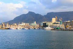 Victoria and Alfred Waterfront, Cape Town, South Africa Stock Image