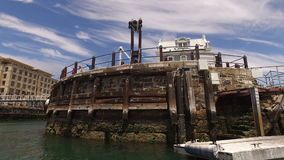 Victoria and Alfred Waterfront - Cape Town stock footage