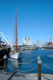 Victoria & Alfred Waterfront Stock Foto's