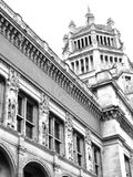 Victoria & museu de Albert, Londres Foto de Stock Royalty Free