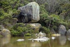 Victoria, Australia, parque nacional del promontorio de Wilsons fotos de archivo libres de regalías