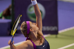 Victoria azarenka. At the wta istanbul Royalty Free Stock Photo
