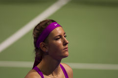 Victoria azarenka. At the wta istanbul Stock Image