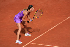 Victoria Azarenka chez Roland Garros 2011 Images stock