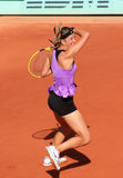 Victoria Azarenka chez Roland Garros 2011 Photographie stock