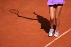 Victoria Azarenka chez Roland Garros 2011 Photo stock