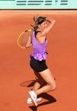 Victoria Azarenka em Roland Garros 2011 Fotografia de Stock