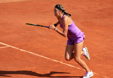 Victoria Azarenka at Roland Garros 2011 Stock Images