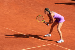 Victoria Azarenka at Roland Garros 2011 Stock Photo