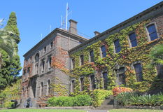 Victoria Barracks historisches errichtendes Melbourne Australien Lizenzfreies Stockfoto