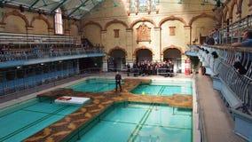 Victoria Baths, Manchester, Reino Unido imagens de stock royalty free
