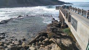 Victoria Bay Arkivfoto