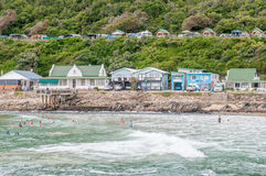 Victoria Bay Royalty Free Stock Photography