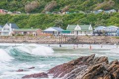 Victoria Bay Stock Photography