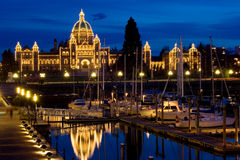 Victoria, BC Royalty Free Stock Image