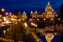 Victoria, BC royalty free stock images