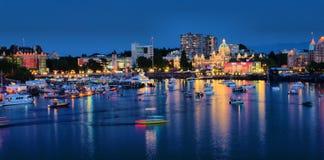 Victoria BC Canada royalty-vrije stock foto's