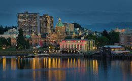 Victoria BC Canada Royalty Free Stock Photography