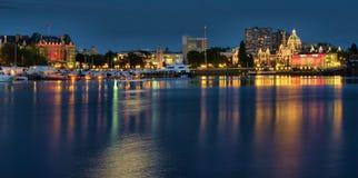 Victoria BC Kanada stockbild