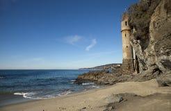 Victoria Beach, Laguna Stockbilder