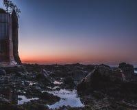 Victoria Beach Secrets Lizenzfreie Stockfotografie