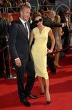 Victoria Beckham,David Beckham Royalty Free Stock Image