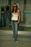 Victoria Beckham at Kitson Royalty Free Stock Image