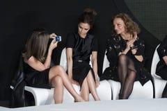 Victoria Beckham Fotografia de Stock