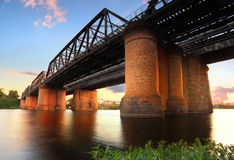 Victoria Bridge, Penrith Royalty Free Stock Images