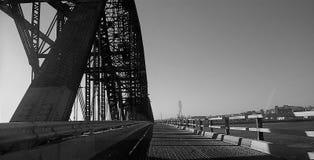On the Victoria Bridge Road royalty free stock image