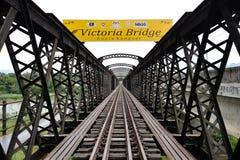 Victoria Bridge Stock Photos