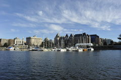 Victoria A.C., Canadá Imagen de archivo