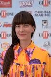 Victoria Cabello at Giffoni Film Festival 2018 royalty free stock photos