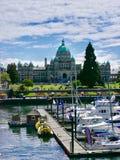 Victoria Canada Foto de archivo libre de regalías