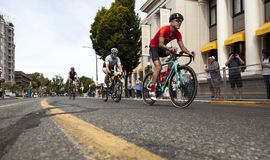Tour De Victoria 2017 Stock Photo