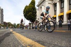 Tour De Victoria 2017 Royalty Free Stock Images