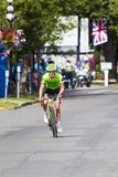 Tour De Victoria 2017 Royalty Free Stock Photos